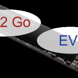 SSD 512 Go EVO (NVMe)