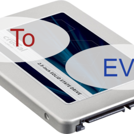SSD 1 To EVO (SATA)