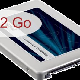 SSD 512 Go (SATA)