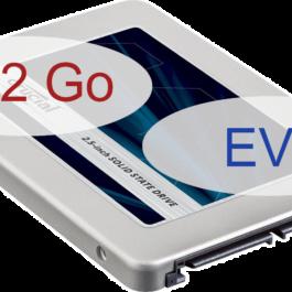 SSD 512 Go EVO (SATA)